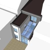 Extension d'un maison unifamiliale - GRIVEGNEE