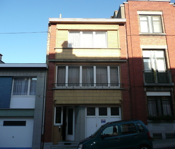 Transformation d'une maison unifamiliale - LIEGE