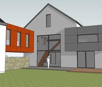 Transformation d'une grange en habitation - RETINNE