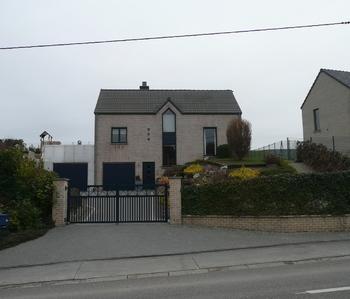 Extension d'une habitation unifamiliale - HOUTAIN Saint SIMEON