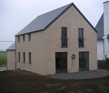 Construction d'une maison unifamilale - FEXHE-le-HAUT-CLOCHER