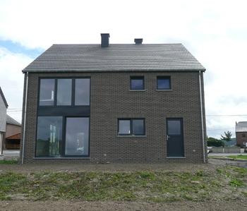 Construction d'une habitation unifamiliale - FOCANT