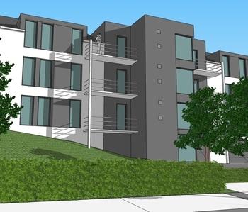 Construction de 9 appartements - RAMIOUL